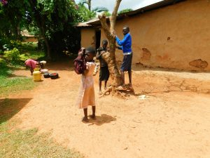 The Water Project:  Community Children