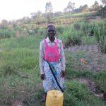 The Water Project: Ikonyero Community, Amkongo Spring -  Gladys Amkongo