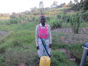 The Water Project:  Gladys Amkongo
