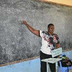 The Water Project: Mabanga Primary School -  Trainer Emma