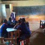 The Water Project: Mukoyani Primary School -  Students In Class