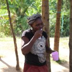 The Water Project: Bukhakunga Community, Ngovilo Spring -  Dental Hygiene Training