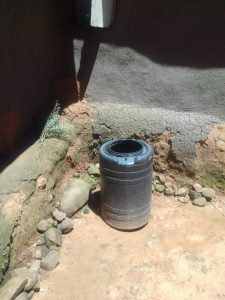 The Water Project:  Water Barrel