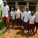 The Water Project: Mulwanda Mixed Primary School -  Latrines