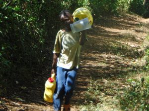 The Water Project:  Cominty To Fetch Water