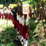 The Water Project: St. Theresa's Bumini High School -  Carrying Water