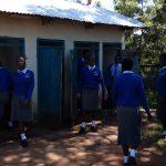 The Water Project: Banja Secondary School -  Latrines