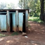 The Water Project: St. Joseph's Lusumu Primary School -  Latrines
