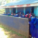 The Water Project: Kima Primary School -  Crowded Latrines