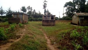 The Water Project:  Available Latrines