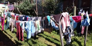 The Water Project:  Boarding Student Clotheslines