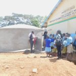 The Water Project: Mabanga Primary School -  Tank Care Training