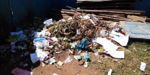 The Water Project:  Garbage Disposal