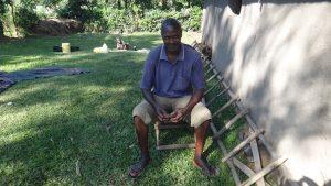 The Water Project:  Charles Khainga