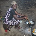 The Water Project: Bukhakunga Community, Mukomari Spring -  Cooking
