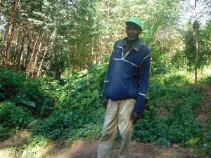 The Water Project:  Mr Mambili