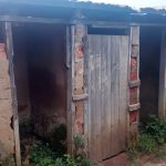 The Water Project: Kosiage Primary School -  Some Usable Latrines