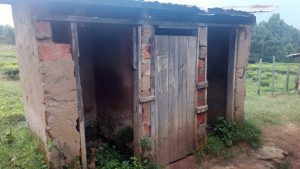 The Water Project:  Some Usable Latrines