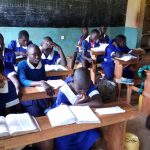 The Water Project: Demesi Primary School -  Students Back In Class