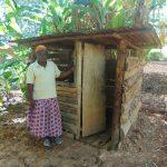 The Water Project: Shamiloli Community, Kwasasala Spring -  Latrines