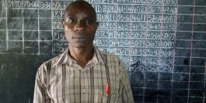 The Water Project:  Teacher Otwere
