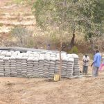 The Water Project: Munyuni Community -  Cement We Delivered