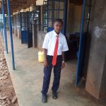 The Water Project: Ikumba Secondary School -  Patrick