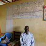 The Water Project: Hobunaka Primary School -  Headteacher Joseph Kwendo