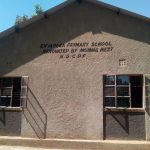 The Water Project: Enyapora Primary School -  Classroom Building