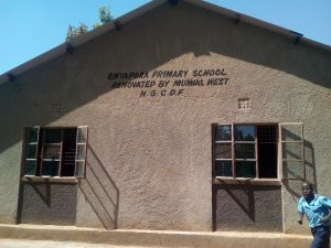 The Water Project:  Classroom Building
