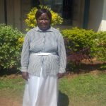 The Water Project: Ebulonga Mixed Secondary School -  Principal Rose Anindo
