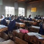 The Water Project: Ikumba Secondary School -  Students In Class