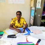 The Water Project: Hobunaka Primary School -  Deputy Headteacher Rael Mutola