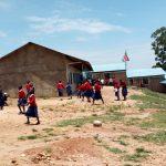 The Water Project: Goibei Primary School -  School Grounds