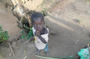 The Water Project:  Young Boy From The Village