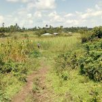 The Water Project: Chegulo Community, Sembeya Spring -  Community Landscape
