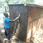 The Water Project: Mabanga Primary School -  Latrine Construction