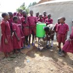 The Water Project: Namarambi Primary School -  Handwashing Station