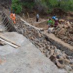 The Water Project: Munyuni Community -  Sand Dam Construction