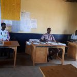 The Water Project: Ikumba Secondary School -  Staff Office