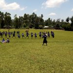The Water Project: Demesi Primary School -  Students Playing