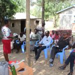 The Water Project: Bukhakunga Community, Ngovilo Spring -  Training