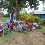 The Water Project: Mukoko Community, Mukoko Spring -  Training