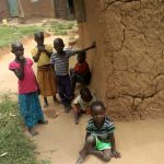 The Water Project: Eshiasuli Community, Eshiasuli Spring -  Children