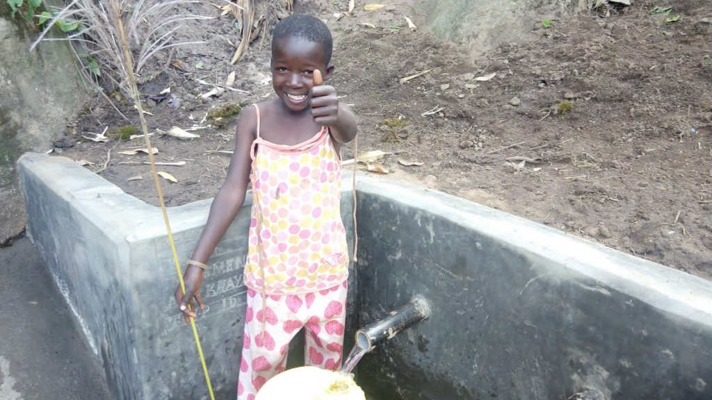 The Water Project : 30-kenya19085-water-flowing