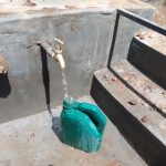 The Water Project: Mabanga Primary School -  Water Flowing