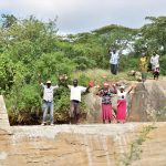 The Water Project: Munyuni Community -  Finished Sand Dam