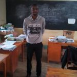 The Water Project: Ebulonga Mixed Secondary School -  Teacher John Kagehi
