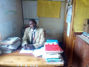 The Water Project:  Headteacher