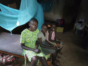 The Water Project:  Students In Dormitory